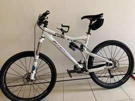intense bike , type evp 55 made in USA