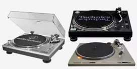 Repair of Turntables & Record players