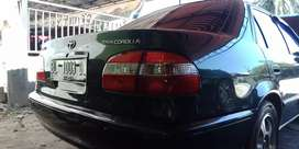 Toyota corolla2000 matic jual santai
