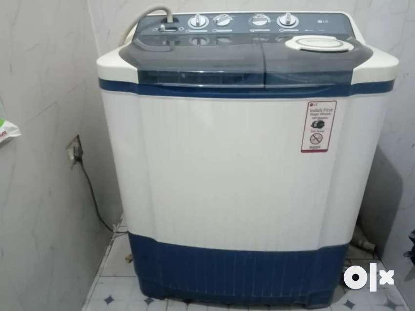 LG Washing machine semi automatic 0