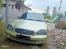 Mobil Baleno TH 2002