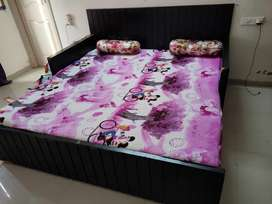 4 years old Sofa cum bed with mattress in good condition