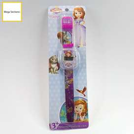 Sofia the First Watch for Girls