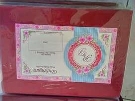 Ulem-ulem undangan pernikahan/khitanan