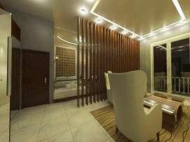 Desain dan pengadaan interior/furniture