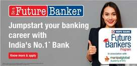 Urgent Vacancy BANK Opening Back office