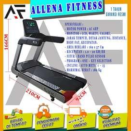 Alat Fitness Treadmill Elektrik TL-26 AC - Treadmill Listrik Komersil