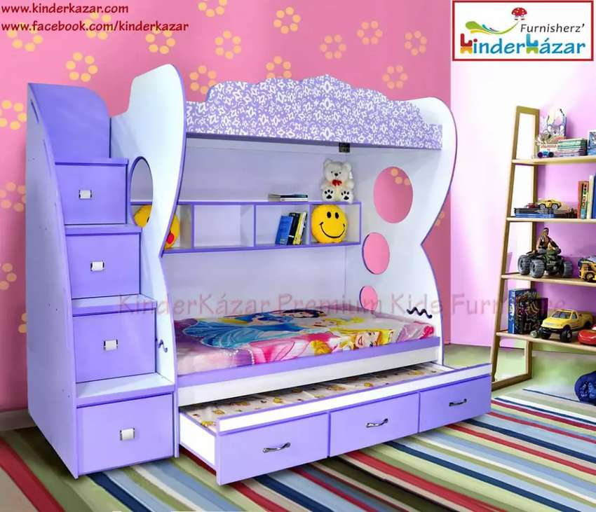 Bunk bed for boys 0