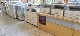 Perusahaan yang bergerak di bidang mesin fotocopy