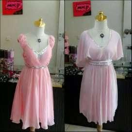 GAUN Short Dress KULALA PAKISTAN