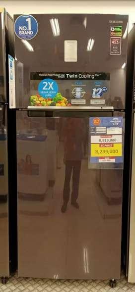 Kulkas Samsung bisa kredit tanpa ribet