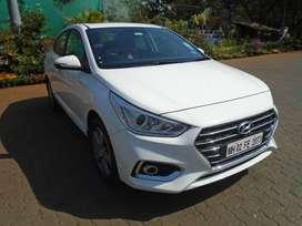 Hyundai Verna Fluidic 1.6 VTVT SX Opt Automatic, 2019, Petrol