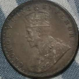 one rupee INDIAN