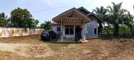 Dijual rumah lokasi strategis di Arifin Ahmad