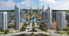 5 Marla Overseas plot file for sale in Capital Smart City Islamabad.