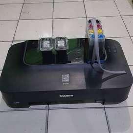 Canon ip2770 + infus ( Second ) Bergaransi. Layanan servis printer.