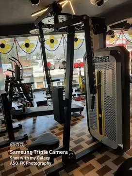commercial gym machines branded full setup