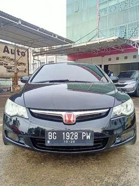 Honda Civic FD1 A/T Tahun 2007 Super Macan Unit Sangat Istimewa