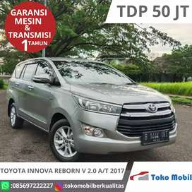 Toyota Innova Reborn v 2.0 A/T 2017 TDP 50 jt sangat istimewah