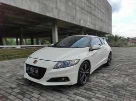 (DP 75JT) CRZ 2013 hybrid