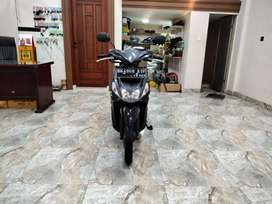Yamaha Mio M3 hitam 2018/Mio M3 hitam tahun 2018