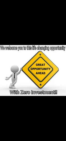 A Genuine Business Opportunity for earning very good income for free!!