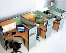 Fully furnished office space at Sealdah