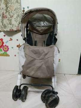 Chicco baby stroller/pram