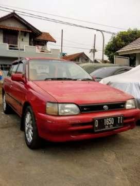 Toyota Starlet 1.3 Tahun 1991