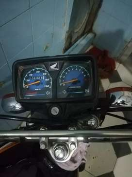 Honda 125 conditions 10 by 8