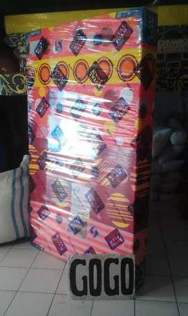 kasur busa royal pink no 3 200x120x20 garansi 15 th cod #gogokasur