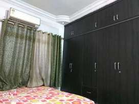 SEMI FURNISHED 2BHK FLAT ONLY FOR FAMILY AT PRIME LOCATION IN AHMEDABA