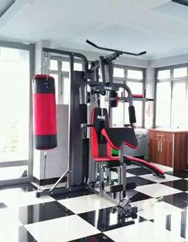 Alat olahraga home gym total fitnes