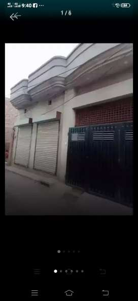 6 Marla separate house near ugoki darbar