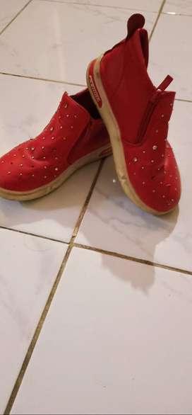 Preloved sepatu anak