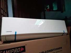 Airconditioner split type working 1.5tr bvg