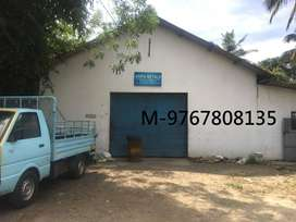Industrial Warehouse/Storage Space/Godown (3000 SQ FT) for rent