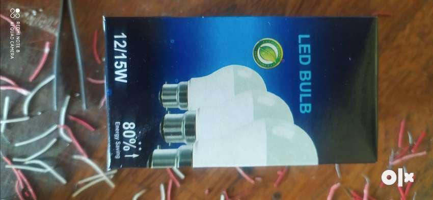 LED Bulb 20w and 9 W