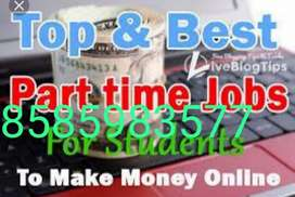 Aje money from home based job