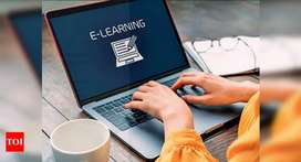 Online classes of class 4 to 10