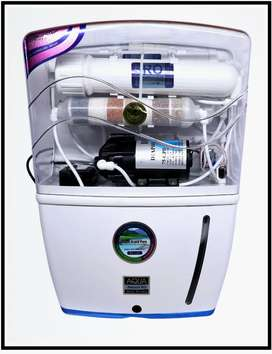 BRAND NEW RO WATER PURIFIER WITH 14.9L TANK AC TV COOLER CAR