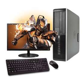 "Full Branded Computer Set // Aoc 19"" LED 3 Years Warranty"