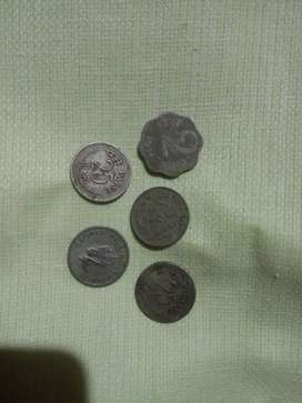 Old coin antic coin