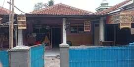 jual tanah beserta bangunan rumahnya