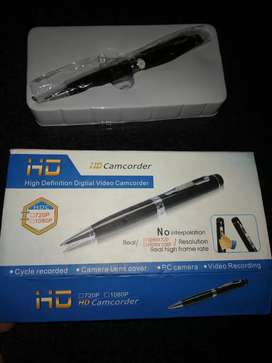 Pen Camera Witn 1080p High resolution