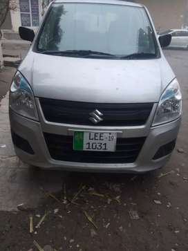Wagonr 2019 available for rent with driver