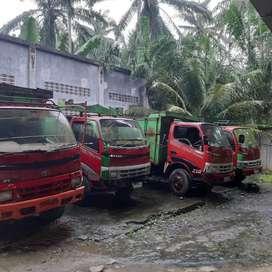 Di jual 4 unit truk (Borong)