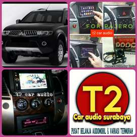 2DIN FOR PAJERO androidlink 7inc full hd+camera hd+pasang promo