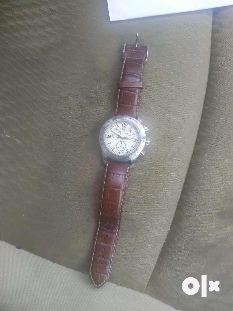 Tissot wrist watch for men 0