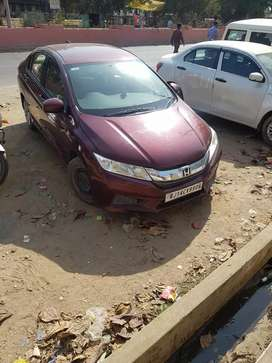 Honda city sv in good condition .